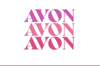 El logo de AVON se renueva después de casi 40 años de mantenerse igual, busca representar una identidad mucho más fuerte, sin olvidar su herencia.