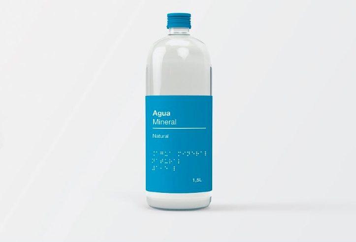 El Packaging con Braille es una propuesta de una joven diseñadoras que cree que haría los productos más inclusivos y más fáciles de consumir por todos.