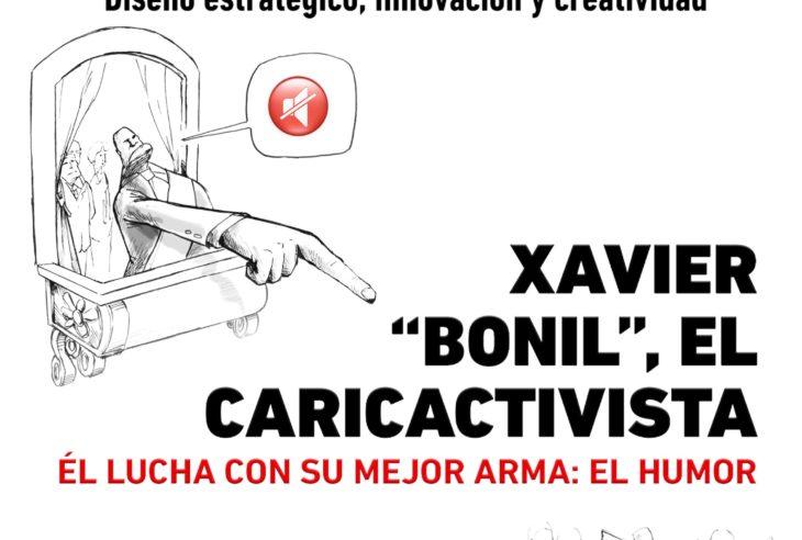 En entrevista con Xavier 'Bonil' Bonilla nos cuenta como con el humor y su lápiz luchó contra la censura, pesar de las amenazas que recibió.