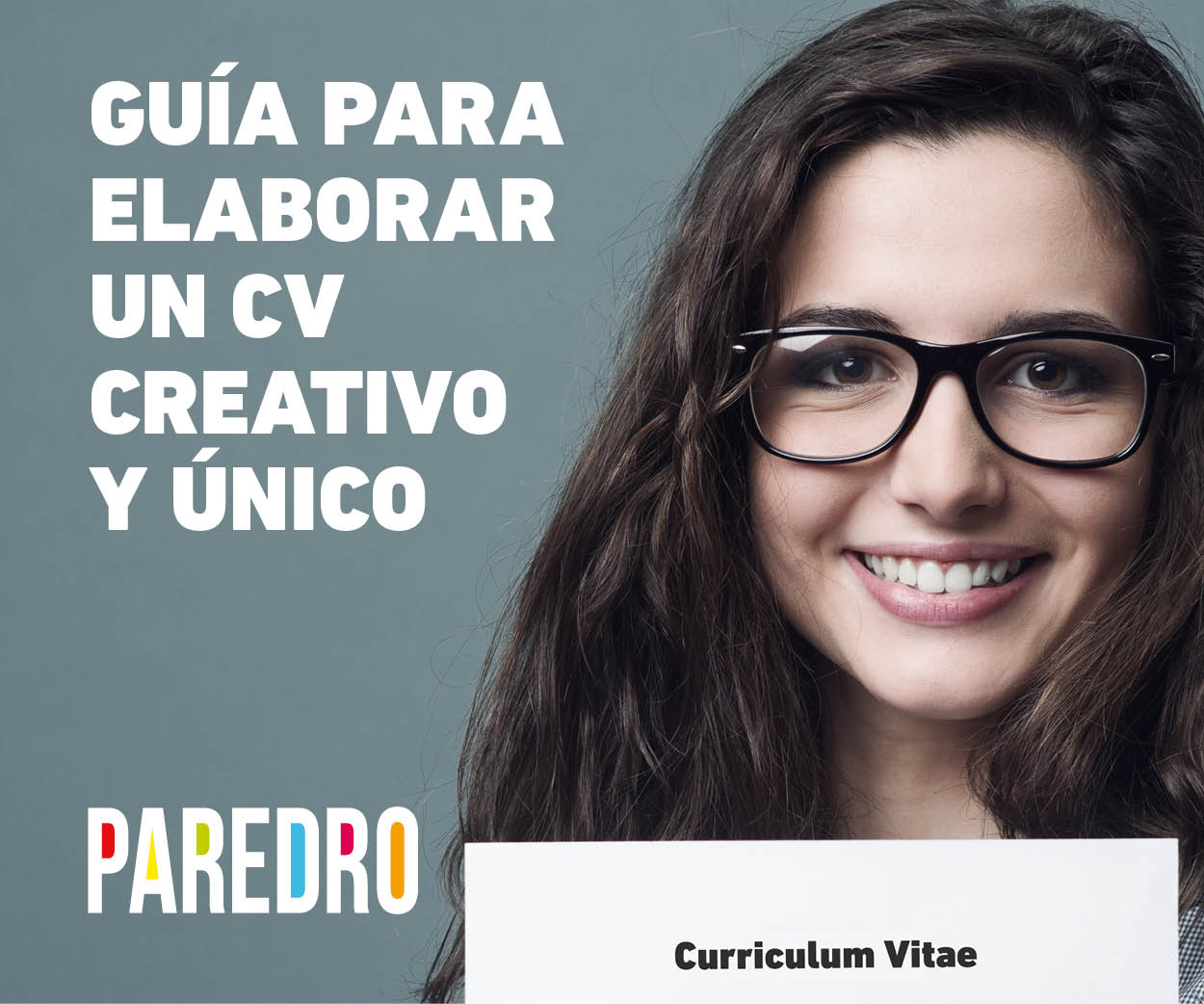Guía para crear un CV creativo