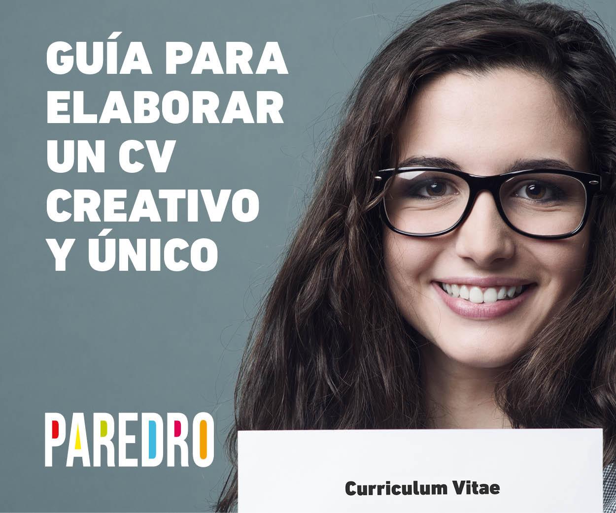 Guía para crear un CV creativo