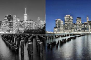 Esta app colorea tus fotografías con un método particular a otras que existen, en lugar de hacerlo manual, lo hace en segundos con Inteligencia Artificial.
