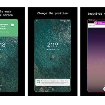 Es posible cambiar el diseño de las notificaciones y ajustar diferentes a cada app que se requiera, esto simplificará la visualización de datos importantes.