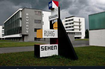 A 100 años de la Bauhaus lo herederos y protectores de esta corriente aún trabajan para acercar el arte y el diseño a las personas.