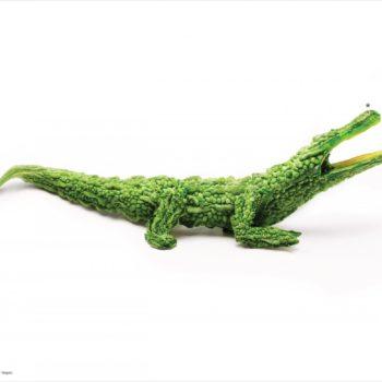 Estos anuncios de PETA recrean animales compuestos por vegetales, y todo sin dañar a ninguno de éstos en la elaboración del cartel.