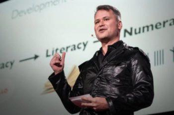 Tommy McCall explica en la edición del TED 2018 por qué un gráfico tiene el poder de comunicar la información de manera sencilla y atractiva.