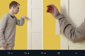 IKEA ThisAbles es una línea de productos adaptables a muebles para que éstos tengan mayor accesibilidad en personas con capacidades distintas.