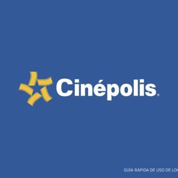 El logo de Cinépolis tiene una característica que se mantiene casi intacta desde el surgimiento de la marca en 1994. 🎥🎬