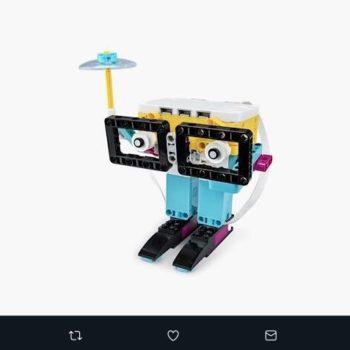 Spike Prime es el nuevo robot de LEGO que te permite aprender sobre robótica, ingeniería y programación, estará disponible en agosto.