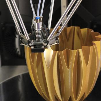 La industria de la impresión 3D en museos tiene diversas aplicaciones que permite desde la reconstrucción de piezas, hasta la interacción con ellas.