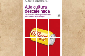 """El libro """"Alta Cultura Descafeinada"""" nos urge a hacer una reflexión sobre la cultura que existe actualmente y cómo influye en la ideología social."""