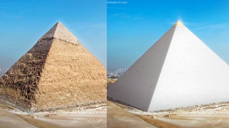 ¿Te imaginas las 7 maravillas del mundo antiguo reconstruidas con renders que las muestran imponentes en la civilización actual?