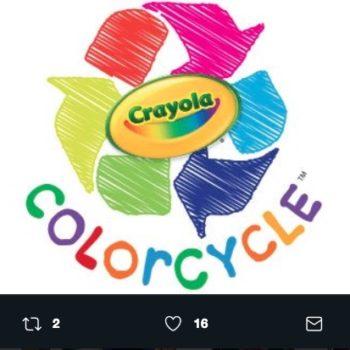 Crayola ColorCycle es la iniciativa de la marca para enseñarle a los pequeños que cualquiera puede realizar acciones ecológicas que ayuden a nuestro planeta