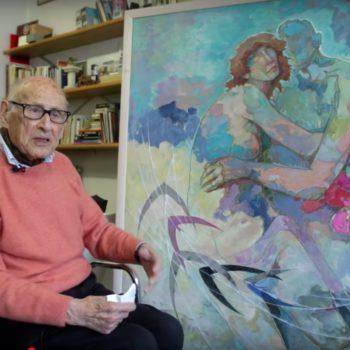 Giorgio Michetti es un artista italiano que en pro de compartir sus conocimientos sobre el arte, decidió aventurarse a hacer tutoriales en Youtube.
