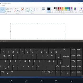 Microsoft Paint, el editor de imágenes e ilustración más famoso, regresa con una nueva actualización y nuevas herramientas en Windows 10.