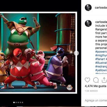 ¿Te imaginas a tus superhéroes con obesidad? El artista Carlos Dattoli los imaginó así y los plasmó en acción o en carteles.