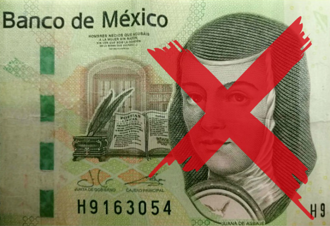 El nuevo billete de 200 pesos tendrá un diseño diferente al actual debido a que es de los más falsificados y se busca luchar contra ello.