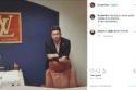El Licenciado Valeriano se volvió viral en internet por un caso de plagio con el logo de Louis Vuitton, pero esto fue transformado en creatividad.