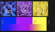 Pantone y Adobe lanzaron tres colores brillantes que hacen referencia a los corales afectados por el cambio climático, esto con el objetivo de concientizar.