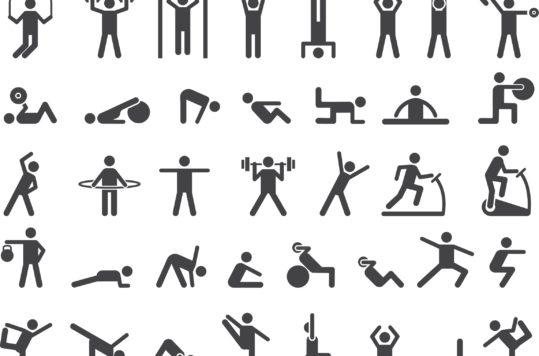 Los iconos para marketing deportivo son utilizados para crear gráficos con una relación directa entre el consumidor y la disciplina.